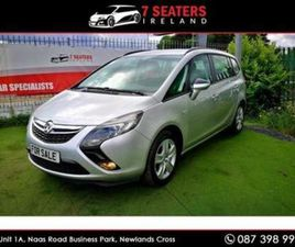 LOW MILEAGE, NEW NCT, PRISTINE CONDITION FAMILY 7SEATER