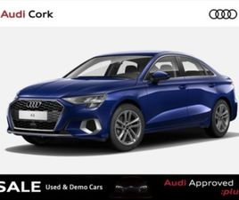 A3 SALOON 2.0 30TDI 116BHP SE WITH COMFORT PACK