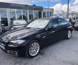2014 BMW 520D LUXURY *AUTOMATIC**