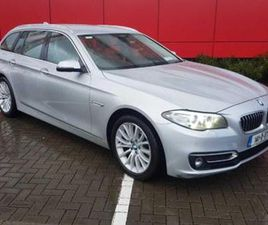 520D LUXURY TOURING.. FULL SERVICE HISTORY