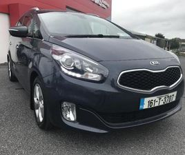 2016 KIA CARENS 1.7L DIESEL FROM DAVID BUGGY MOTORS - CARSIRELAND.IE