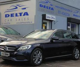 C200D AVANTGARDE AUTO NCT 12/22 TAX 02/21 FINANCE AVAILABLE @ €88 PER WEEK SERVICE HISTORY