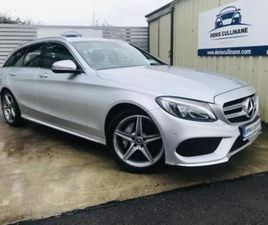 C220D ESTATE AMG LINE 9G AUTO = NATIONWIDE DELIVERY AVAILABLE - ONLINE FINANCE - VIRTUAL S