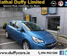 2019 OPEL CORSA 1.4L PETROL FROM CATHAL DUFFY LIMITED - CARSIRELAND.IE