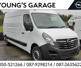 L3H2 LWB VAN 2.3CDTI 135PS**NOW WITH 0%FINANACE OVER 4YEARS**