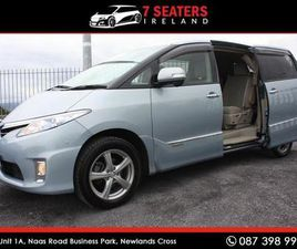 2010 TOYOTA ESTIMA 2.4L HYBRID FROM 7 SEATERS IRELAND - CARSIRELAND.IE