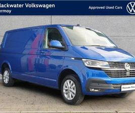 TRANSPORTER LWB HIGHLINE TDI 110HP WITH SCRAPPAGE OF UP TO 4,500 AVAILABLE. CALL FOR MORE