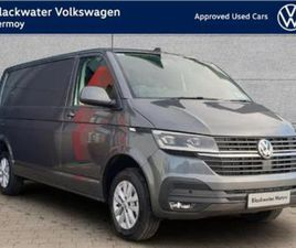 TRANSPORTER LWB HIGHLINE TDI 110HPWITH SCRAPPAGE OF UP TO 4,500 AVAILABLE. CALL FOR MORE I