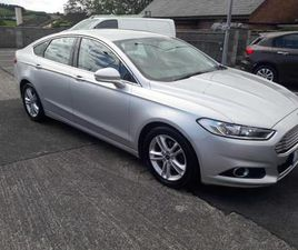 2017 FORD MONDEO 1.5L DIESEL FROM THE SWEEP GARAGE - CARSIRELAND.IE