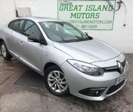 LIMITED EDITION 1.5 DCI 4DR, SUNROOF, NCT 01/22, TAX 01/21,190 ROAD TAX!!
