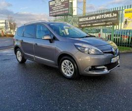1.5 DCI 110 BHP DYNAMIQUE ENERGY // 2 YEARS NCT // 7 SEATER // LOW MILEAGE // EXCELLENT CO