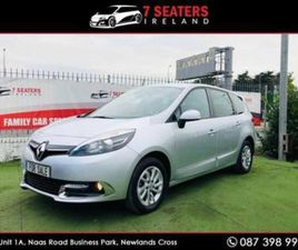 LOW MILEAGE, NEW NCT, PRISTINE 7SEATER FAMILY CAR 7 SEATER