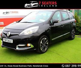 7SEATER AUTOMATIC, GLASS ROOF, HIGH SPEC, NEW NCT, PRISTINE CONDITION ALL ROUND,7 SEATER F