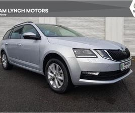 ESTATE SOLEIL 1.0 TSI 115 BHP **EX DEMONSTRATION WITH DELIVERY MILEAGE ONLY*