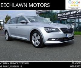 COMBI STYLE 2.0TDI 150HP 6SP // STUNNING CONDITION // ONE PREVIOUS IRISH OWNER // LEATHER,