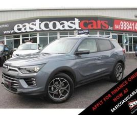ELX 1.6 DIESEL AUTOMATIC // NEW SSANGYONG RANGE // THE MOST AFFORDABLE SUV IN IRELAND TODA
