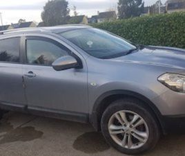 NISSAN QASHQAI 1.6 DIESEL 2012 FOR SALE IN LOUTH FOR €8500 ON DONEDEAL