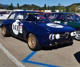 ALFA ROMEO GT GTAM GR 5 MONGUZZI