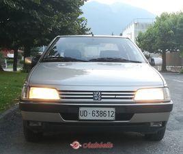 VENDO PEUGEOT 405 SR - 1990
