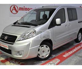 FIAT - SCUDO 2.0 MJT 130CV 10 FAMILY CORTO 56 EURO 5