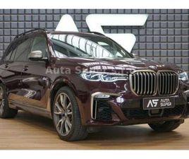 BMW X7 M50I*B&W*TV*3Y-WARRANTY*100,826 € NETTO*
