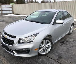 USED 2015 CHEVROLET CRUZE 2LT RS