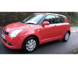 2007 SUZUKI SWIFT 1.3L PETROL FROM CASTLETOWN CAR SALES - CARSIRELAND.IE