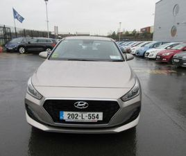 HYUNDAI I30 DELUXE 1.0 TURBO 5DR FOR SALE IN LIMERICK FOR €23,500 ON DONEDEAL