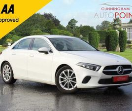 MERCEDES-BENZ A-CLASS A 200 SPORT SALOON FOR SALE IN GALWAY FOR €29,995 ON DONEDEAL