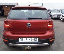 VW POLO CROSS1.6 COMFORTLINE 2015