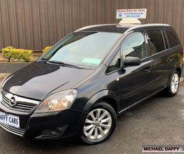 OPEL ZAFIRA, 2014 FOR SALE IN KERRY FOR €8,750 ON DONEDEAL