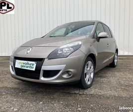 RENAULT SCÉNIC III DCI 110 FAP ECO2 EXPRESSION ...