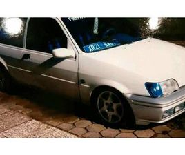 FORD FIESTA GFJ TUNING/TEILE XR2I ROLLINGCHASSIS KAROSSERIE