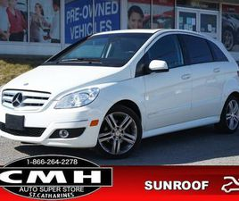 USED 2011 MERCEDES-BENZ B-CLASS B 200 NONE