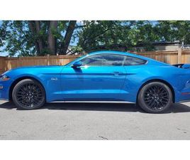 USED 2021 FORD MUSTANG GT FASTBACK