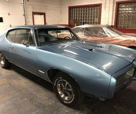 FOR SALE: 1968 PONTIAC GTO IN CLEVELAND , OHIO