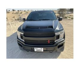 FORD F 150 SHELBY SUPERCHARGED FOR SALE: AED 350,000