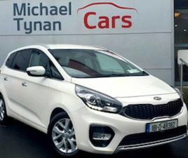 KIA CARENS, 2018, DIESEL, AUTOMATIC, 7 SEATER, NAV FOR SALE IN DUBLIN FOR €20999 ON DONEDE