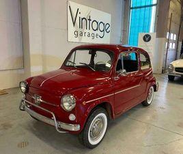 FIAT 600 DE 1973