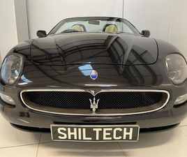 MASERATI SPYDER CAMBIO CORSA UK RHD! JUST SERVICED! ONLY 35,169 MILES! STUNNING!