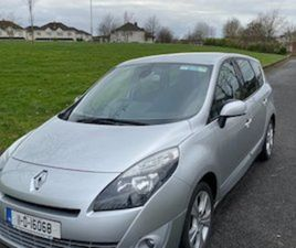 2011 RENAULT GRAND SCENIC TOM TOM 1.5 DCI FOR SALE IN DUBLIN FOR €5050 ON DONEDEAL