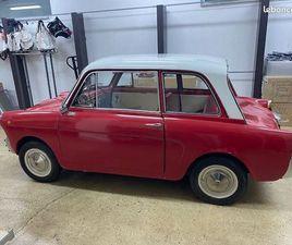 AUTOBIANCHI BIANCHINA 110 DBA 1962 BERLINE RARE