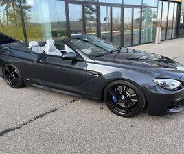 M6 CABRIO DRIVELOGIC