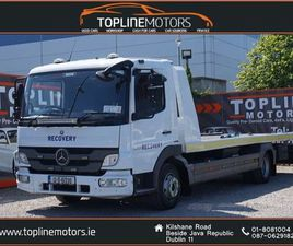 MERCEDES-BENZ ATEGO PRICE DROP FOR SALE IN DUBLIN FOR €24,950 ON DONEDEAL