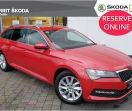 SKODA SUPERB COMBI AMBITION 2.0TDI 122BHP DSG - F FOR SALE IN DUBLIN FOR €35950 ON DONEDEA