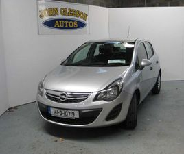OPEL CORSA, 2014 FOR SALE IN CLARE FOR €7,200 ON DONEDEAL