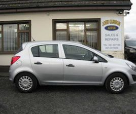 OPEL CORSA, 2014 FOR SALE IN CLARE FOR €7200 ON DONEDEAL