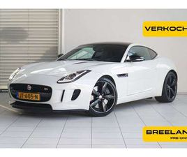 JAGUAR F-TYPE 3.0 380PK V6 S COUPÉ | PANORAMADAK