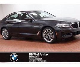 2021 BMW 5 SERIES 530I XDRIVE