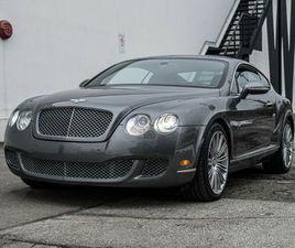 2010 BENTLEY CONTINENTAL GT | CARS & TRUCKS | CITY OF TORONTO | KIJIJI